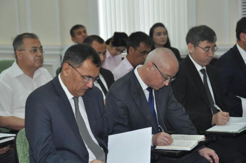 Ф. Ахмедов, Ш. Эргашев, Халқ таълими вазирлиги